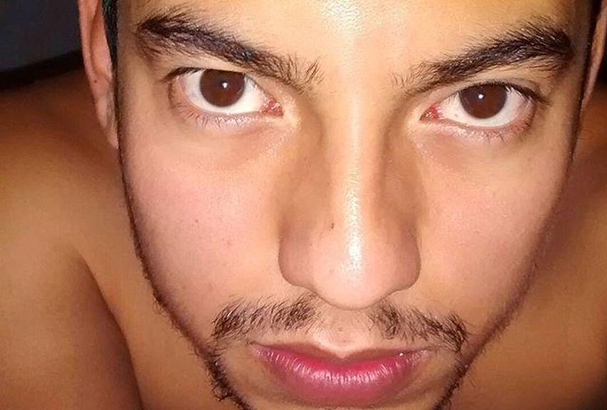 Lookatme Eyes Broweyes Beard Naked Naked2 Lips Portrait Selfie Warm Nofilter Nofilternecessary