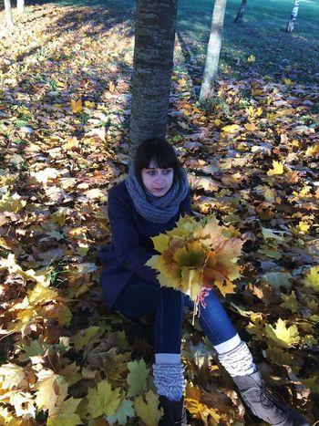 Осень 🍁🍂 Hello World That's Me Mogilev Taking Photos Hi! Trees листья желтые парк
