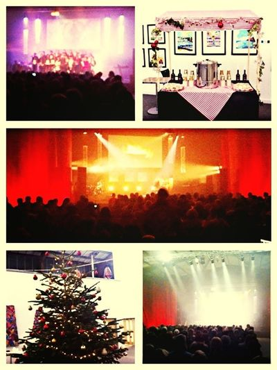 Mince pies+mulled wine+carols+400ppl = Christmas at Proclaimers