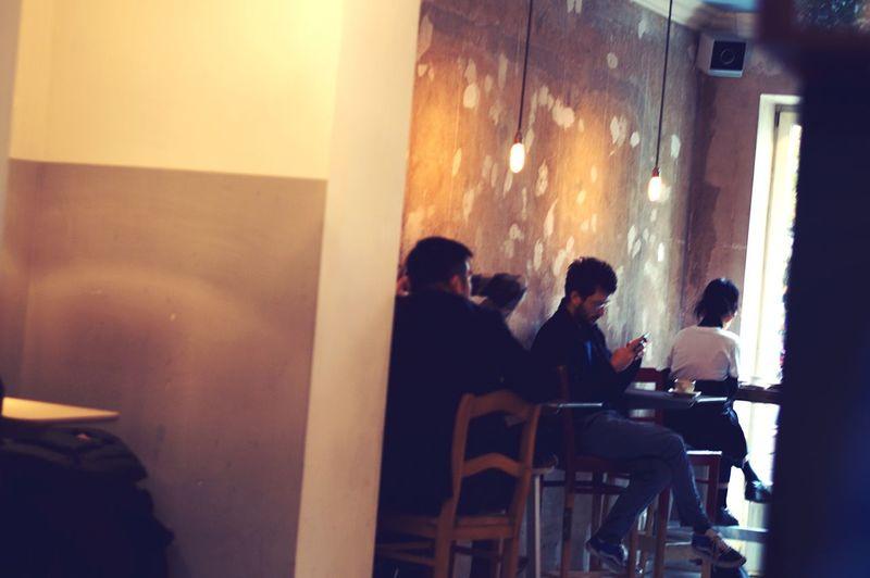 Mobile Conversations Espresso Bar