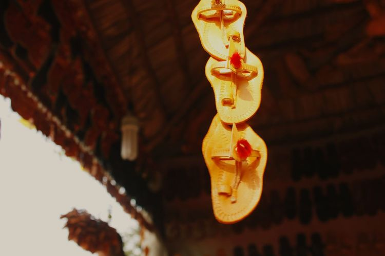 Faridabad, haryana Hanging No People Chinese New Year Outdoors Close-up Day Representing The Week On EyeEm