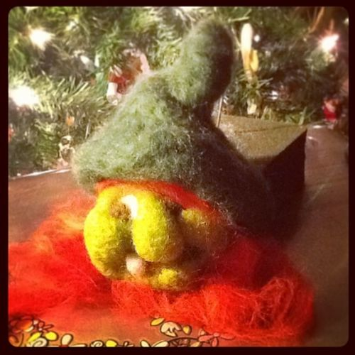 ? lovin her! Fidgets Crafts Needlefelting