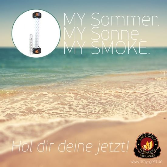 Eure Empfehlung für den: Lieber e-Shisha oder eine Klassische? Eshisha Shisha Amy Gold amydeluxe hookah ehookah smoke beach summer sun style holidays hot