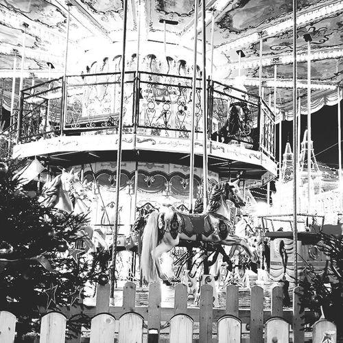 Grief Park Carousel