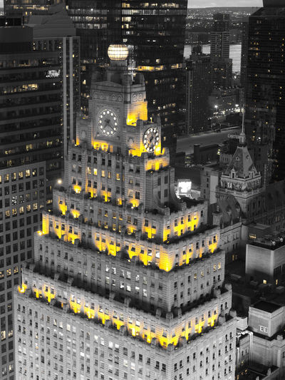 NYC Light Art -