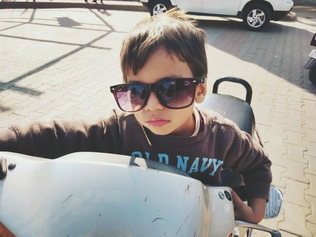 RePicture Leadership Glasses :) Drivenow Hope.✌ Cute Babyboy nephew driving lessons.. Childhood Capture The Moment