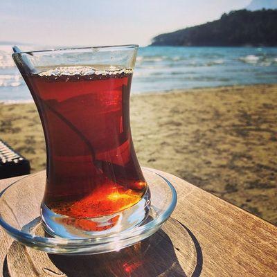 Çay keyfii .. :))