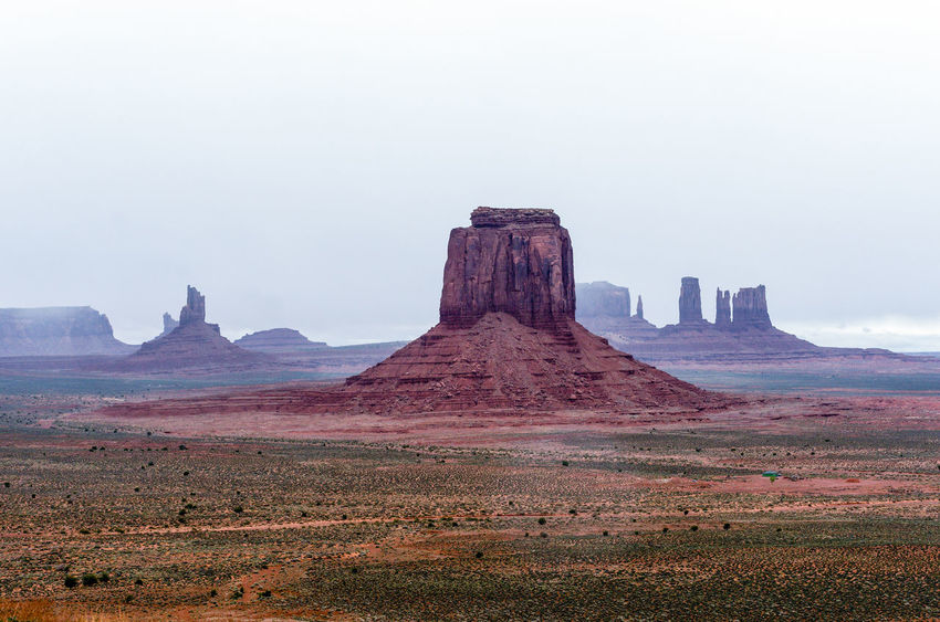 Beauty In Nature Landscape Monument Valley Tribal Park No People Outdoors Rock - Object Scenics Travel Photography