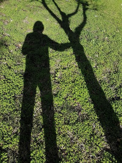 Green Color Trees Human Tree Shadow Focus On Shadow Real People Sunlight One Person Lifestyles Leisure Activity Men Only Men Day Outdoors Adults Only People Adult Mobile Photography
