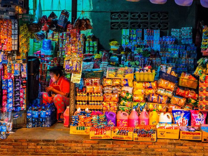 colour of life Old City Laos Street Photography Colourful Street Colour Photography Illuminated Stall Illuminated Night Illuminted Luang Prabang Multi Colored For Sale Retail  Large Group Of Objects Choice Abundance Adventures In The City Business Market Stall Outdoors Market Illuminated City Night Small Business