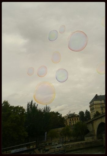 Filippa K Asks: What Inspires You? Soap Bubbles