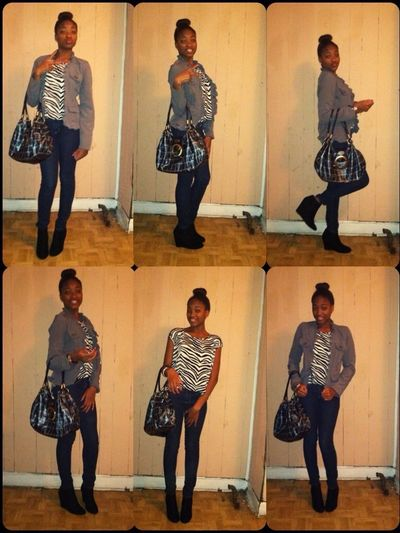 Me Last Night Omw To The Movies '!!