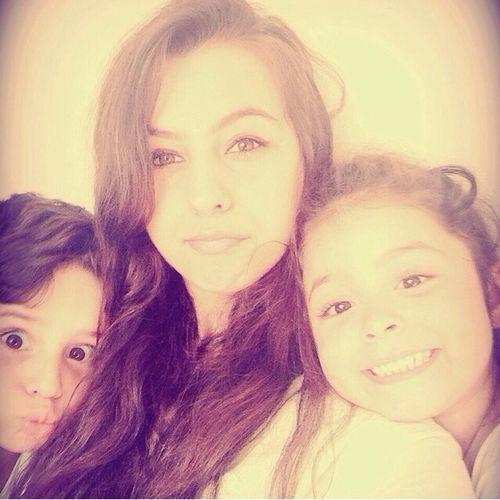 Onlar benim mutluluk kaynağım :))