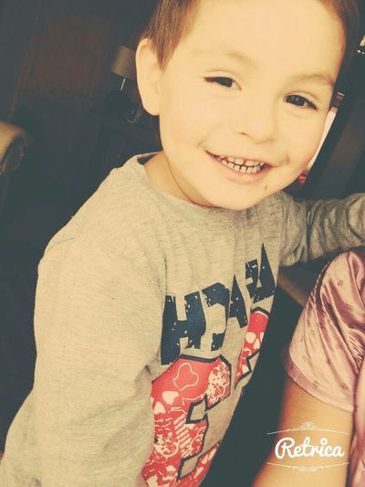 You are my sunshine my little boy???