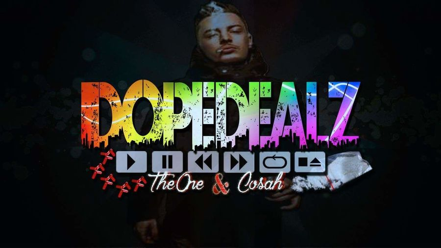 www.facebook.com/dopezumdealz Deutschrap Music Cosah Theone DopeDealz
