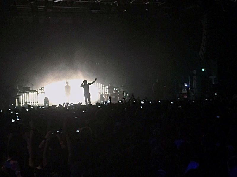 BMTH 🔥 Bring Me The Horizon Music Live Music Alcatraz Milano Milan Check This Out Surrounded By Darkness Rock Alternative Rock Passion Concert Bringmethehorizon Bmth Passion For Music Tatoo Oliver Sykes Olobersykes True Friends Doomed