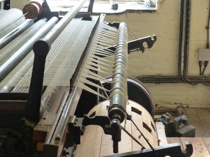Old Loom at