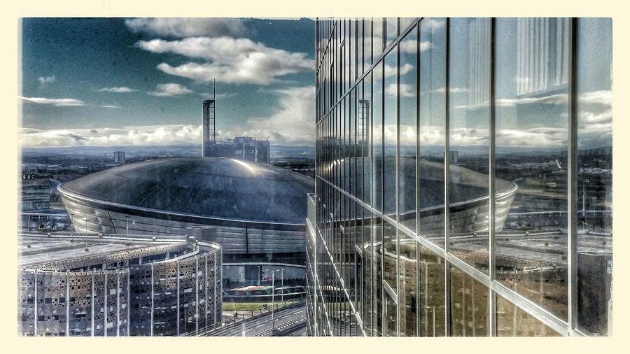 Scottish Hydro Arena Glasgow Sci-fi Skypark Glasgow Skypark Scotland