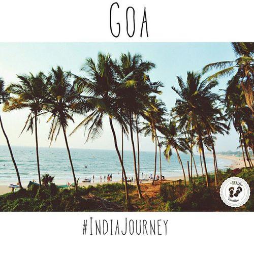 IndiaJourney India Goa Sinquerimbeach Indiapictures Indiaphotos Incredibleindia IncredibleGoa