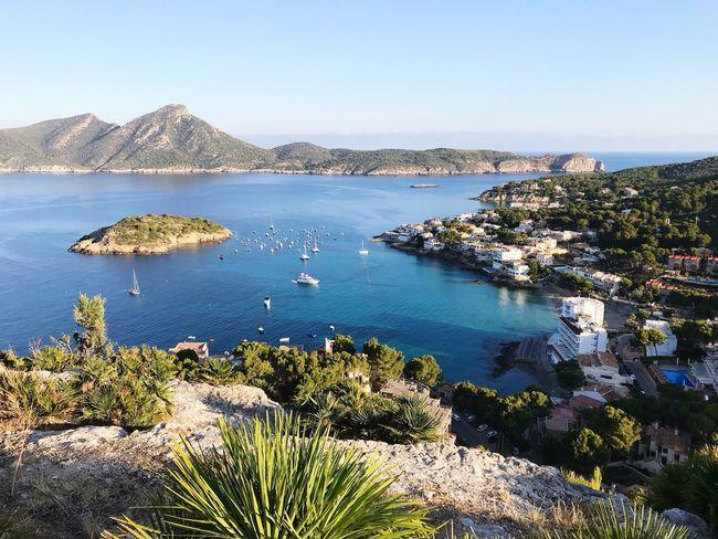 Favorite Place Panoramen Mallorca Landscape Beach