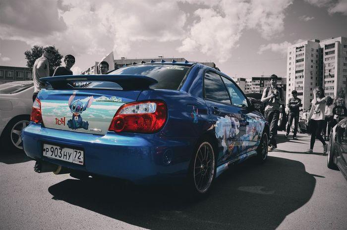 Subaru Impreza Wrx STi Subaru Car Automotive Photography