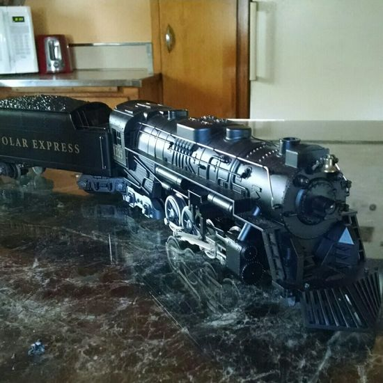 Polar Express Modeltrain Polarexpress 1225