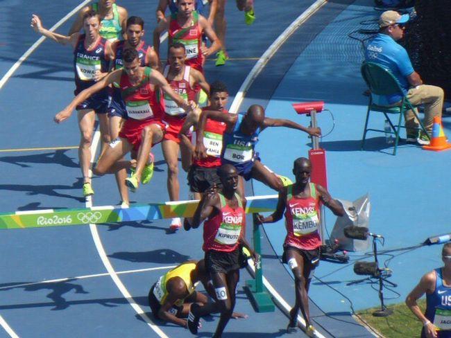 Rio Steeplechase