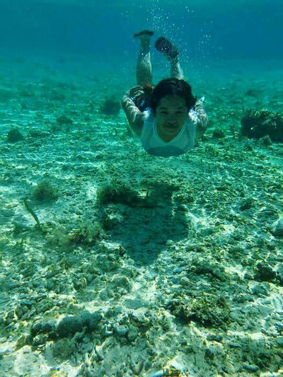 Summer Goal become a Mermaid Underwater Swimming Water Nature Day Happiness Vacations Island Girl Island Hopping Islandlife Vacation Time Beach Life Hello World Beach ThatsMe Nature Summer ☀ Green Water Outdoors Swim Time✌ Swimming :)