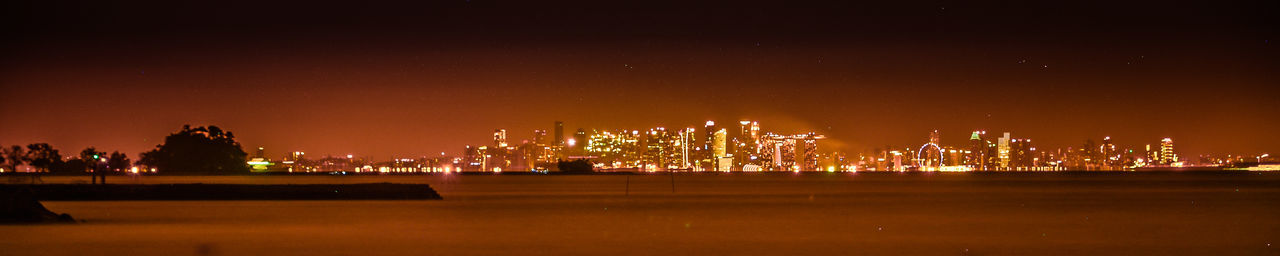Majulah Illuminated Night Sky City From A Distance City Lights At Night City Lights Big City Flyer Marinabaysands Nightphotography Night Lights Photography Cbdsingapore CBD Miles Away