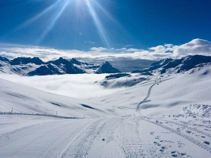Snow Scenics -