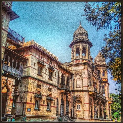 Old pic New edit.... HDR Camera360 Stormhdr Hdrstorm laxmivilaspalace palace vadodara baroda colors stormeffect old edit