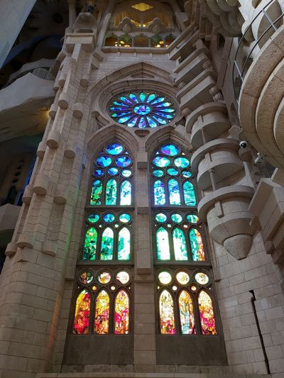 Stained Glass,