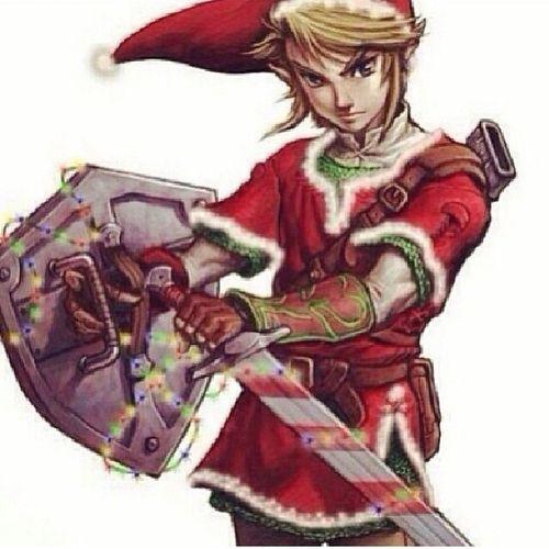 <3 Legend Of Zelda Christmas #likeforlike #likemyphoto #qlikemyphotos #like4like #likemypic #likeback #ilikeback #10likes #50likes #100likes #20likes #likere