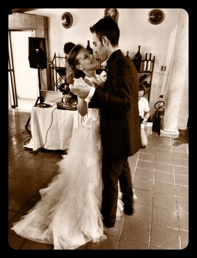 Happy Married In Tuscany ❤