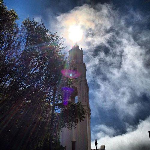 La luz del Dio #sanfrancisco, #nofilter Nofilter Sanfrancisco