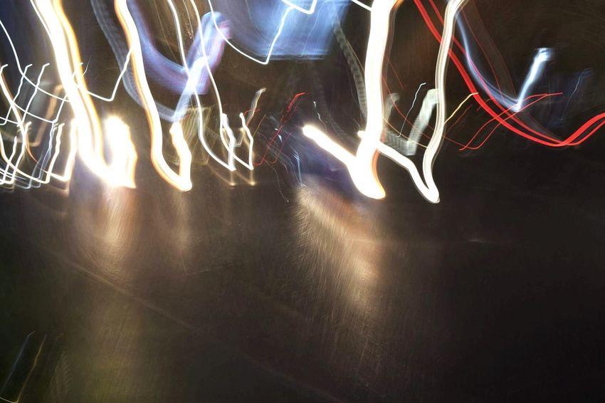 Illuminated Night