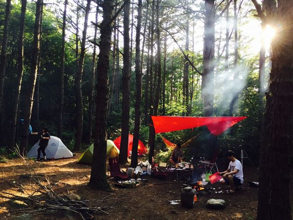 Check This Out Relaxing LPhoneography Taking Photos Msr Enjoying Life Camping Tent Backpacking With Friends