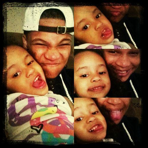 i love this little girl. ♡