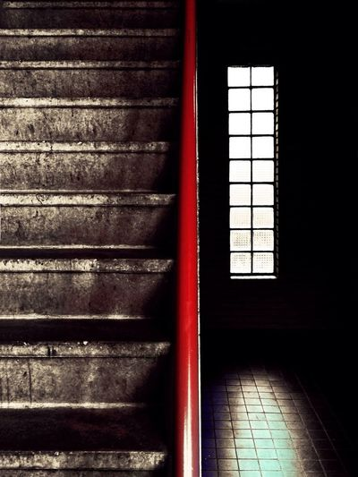 Stairs Red Shootermag AMPt_community