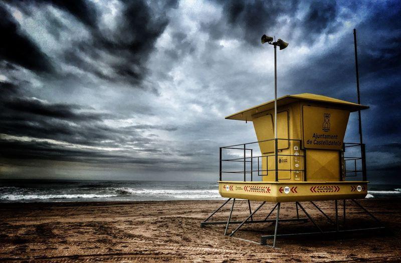 Stormy Skies EyeEm Best Shots Shootermag Beach Taking Photos Colors