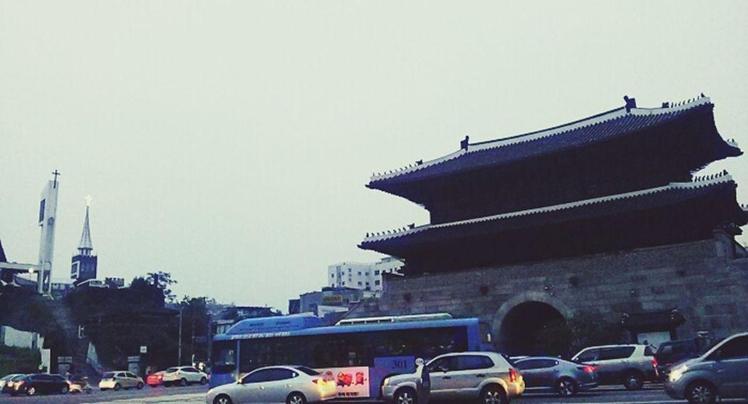 동대문 흥인지문 Korea Treasure