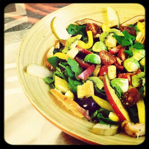 Euro&Asia Salad