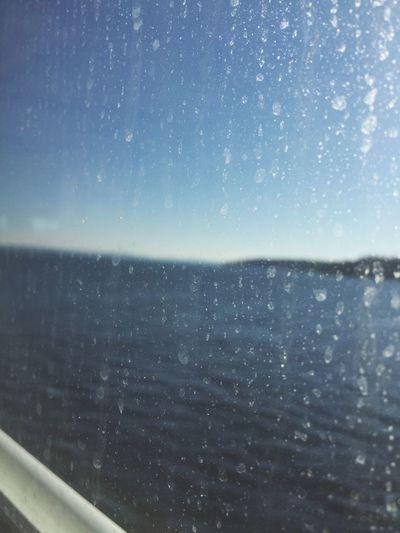 Depth Of Field Ferryboat Pugetsound