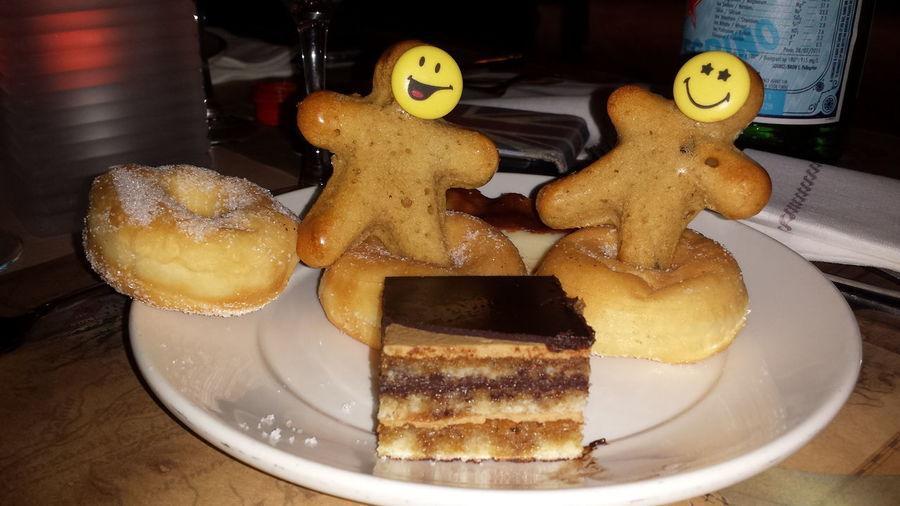Holiday Desserts Funny Faces GoodTimes 2015  Colazionedeicampioni Breakfast Troppoforte Troppofuori