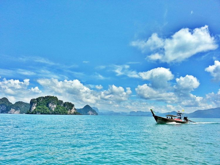 My Best Photo 2014 Taking Photos Enjoying Life Smile ✌ Good Time Beautiful ♥ Thailand Sea And Sky Sun☀ Hello World