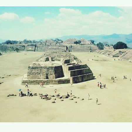 Monte Alban Oaxaca De Juárez
