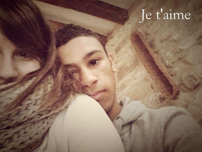 Je t'aime D ❤️ L'amour <3 Couple Forever Je Taime <3