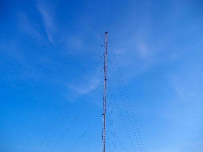 Antenna and sky