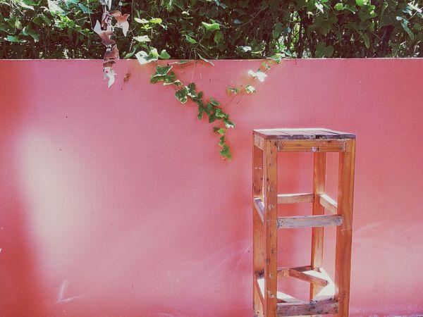 Huawei P9 Plus Pink Wall Chair Thailand