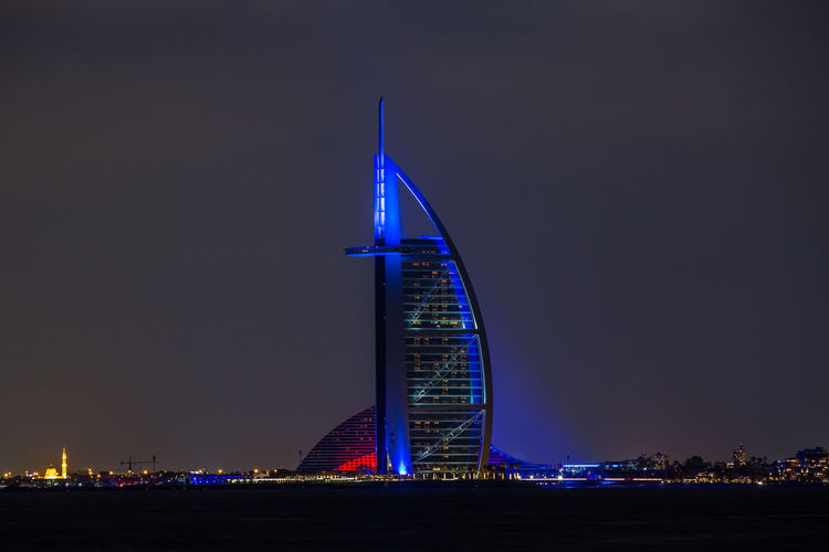 Amazing Architecture Architecture Illuminated Night Built Structure City Travel Destinations Building Exterior Sky No People Tourism Travel Bridge Connection Bridge - Man Made Structure Tall - High Nature Modern Copy Space Skyscraper Office Building Exterior